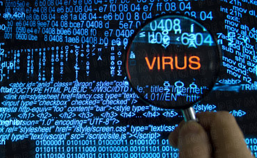 virus informatique, désinfection a grasse
